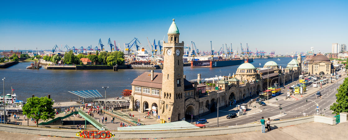 EHB Hamburg, Landungsbrücken (Rechtsanwälte in Hamburg)